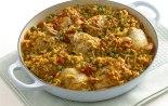 arroz con polo